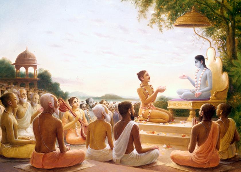 Shukadeva-Goswami-Narrating-Bhagavatam