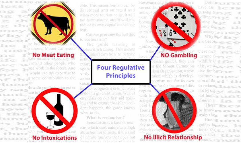 Four-Regulative-Principles