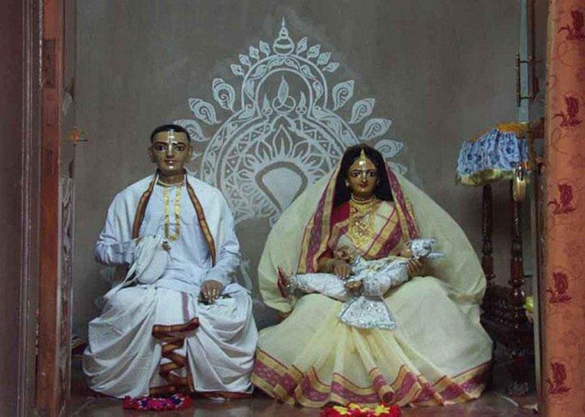 Jagannatha-Misra-and-Mother-Saci