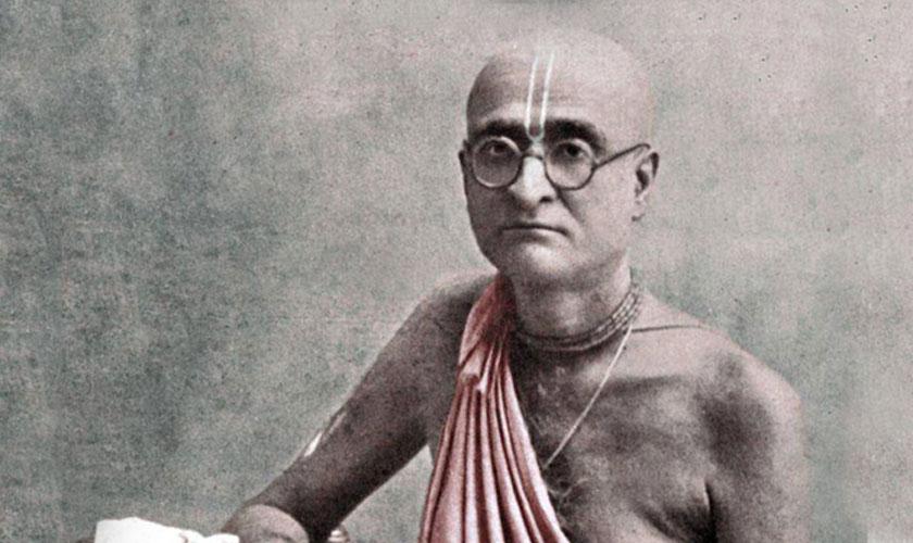 Bhaktisiddhanta Sarasvati Thakura passed away1