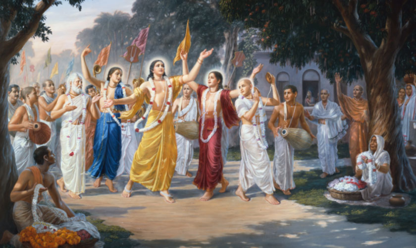 Harinama Sankirtana Movement