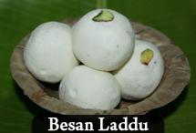 besan-laddu