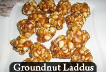 groundnut-laddus