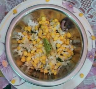 Kosumbari salad