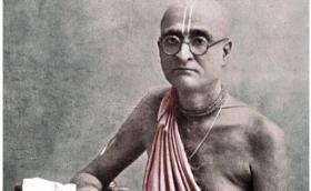 Bhaktisiddhanta Sarasvati Thakura passed away