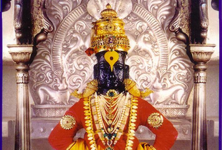 Panduranga Vittala, Pandharpur