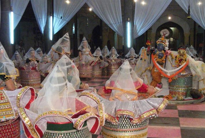 Sri Radha Govindji, Manipur