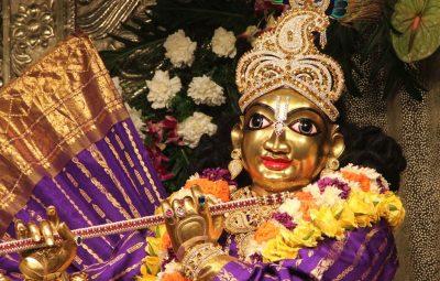 sri krishna ashtottara archana