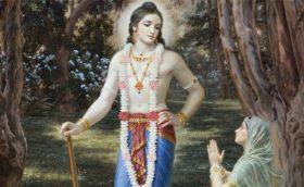 Lord Balarama yamuna