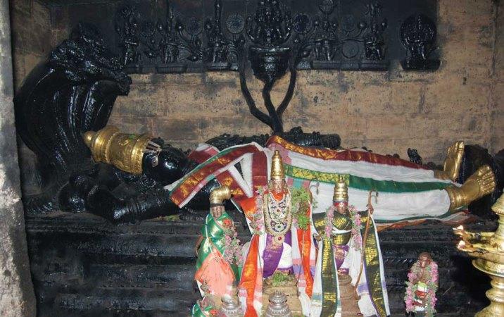 dharbhashyana ramachandra of thirupullani temple