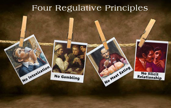 four regulative principles