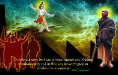 mercy of guru krishna
