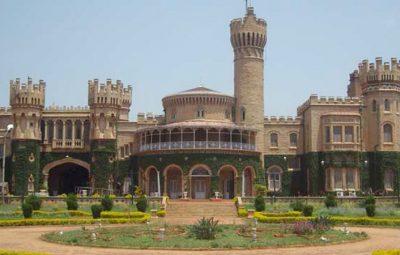 Bangalore Palace Grounds