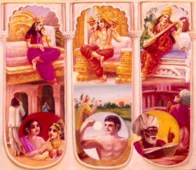 Vaikuntha not same as Svarga