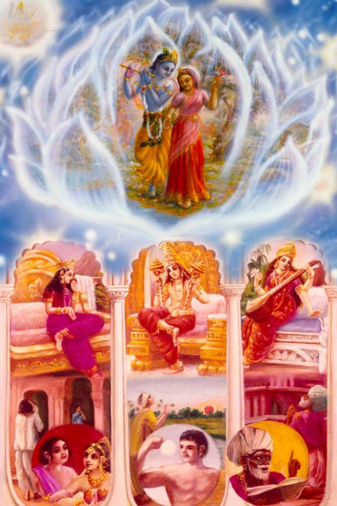 Vaikuntha-Svarga