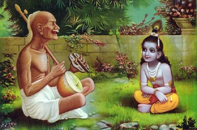 Bilvamangala Thakura