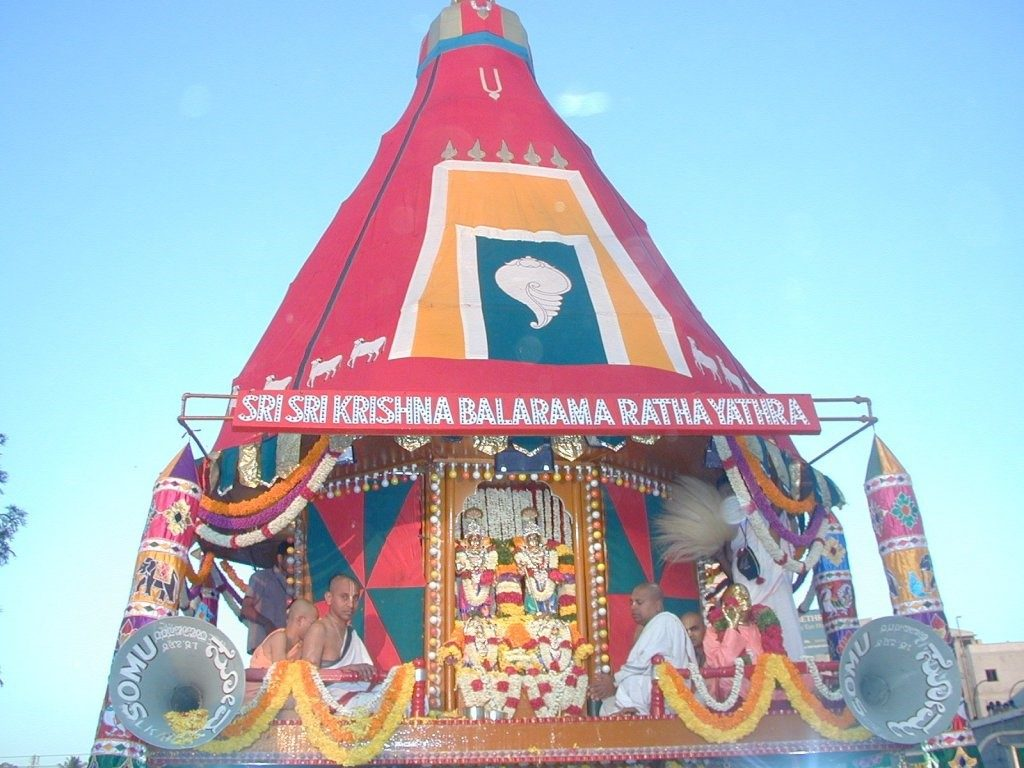 Ratha Yatra 2006