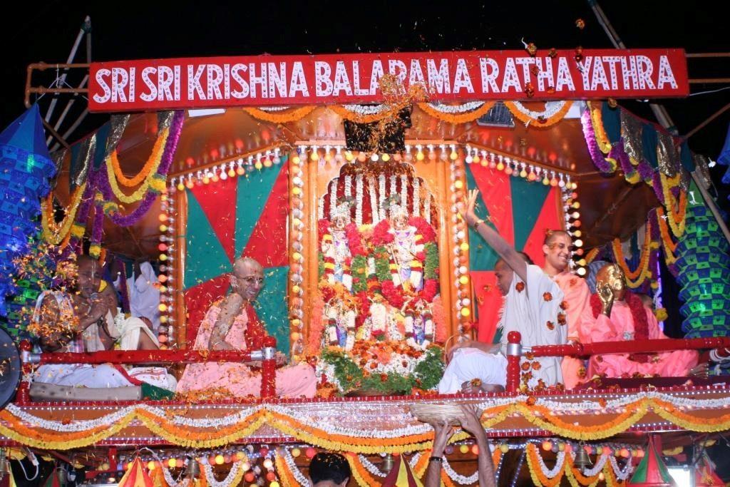Ratha Yatra 2008