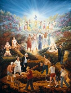 karmis, jnanis and devotees