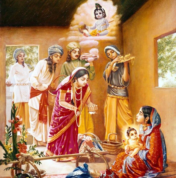 Chaitanya-Maha-Prabhu-birth