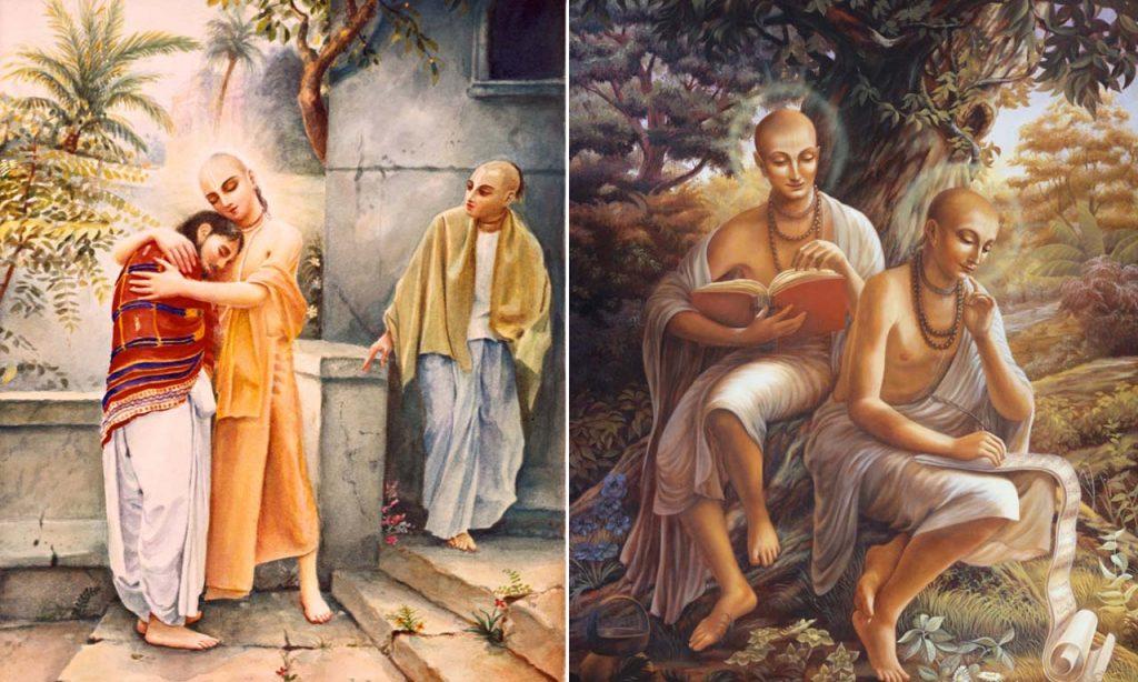 Sanatana-Gosvami-and-Rupa-Gosvami
