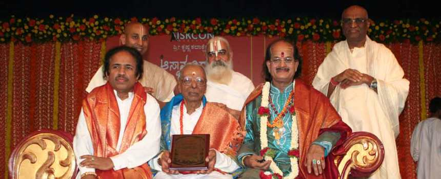 asthana vidwans awardees