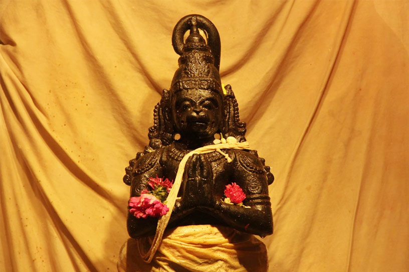 Deity of Sri Hanuman
