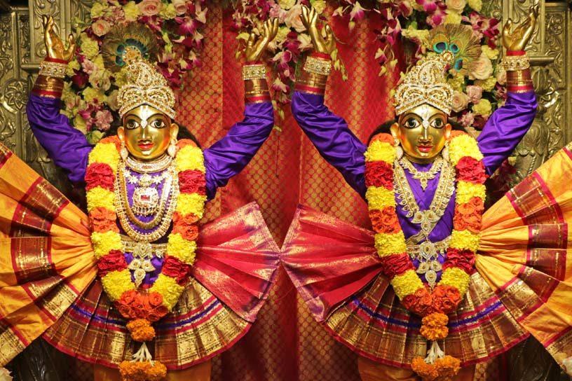 Sri Nityananda Trayodashi darshan