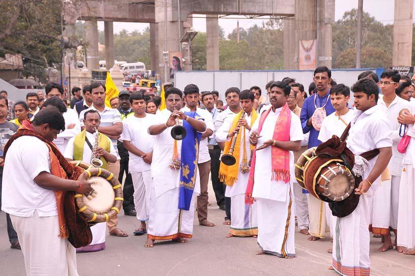 Sri Sri Krishna Balarama Ratha Yatra