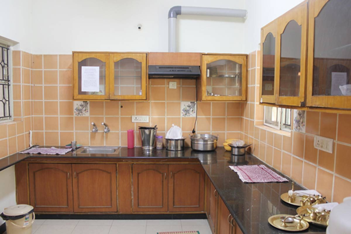 FOLK Hostel Kitchen