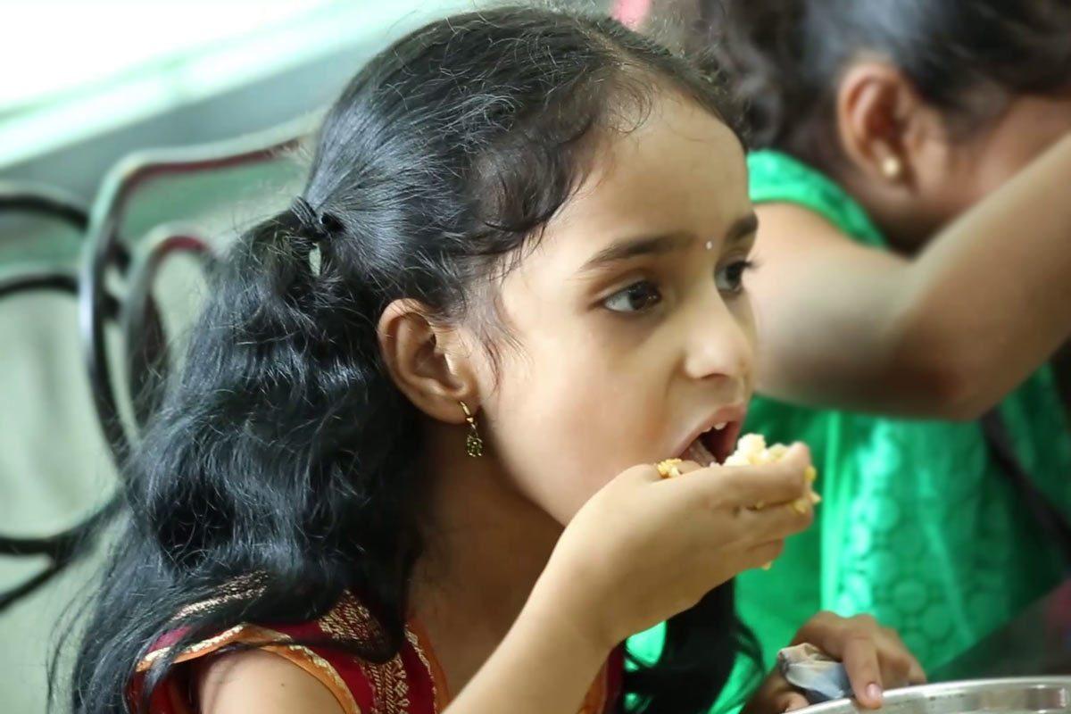 Nitya Annadana Prasadam