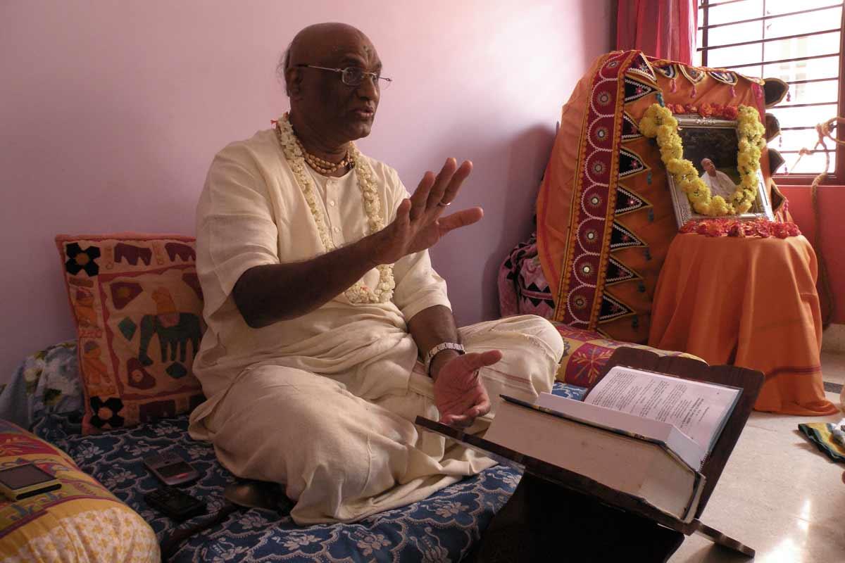 Krishnashraya Class