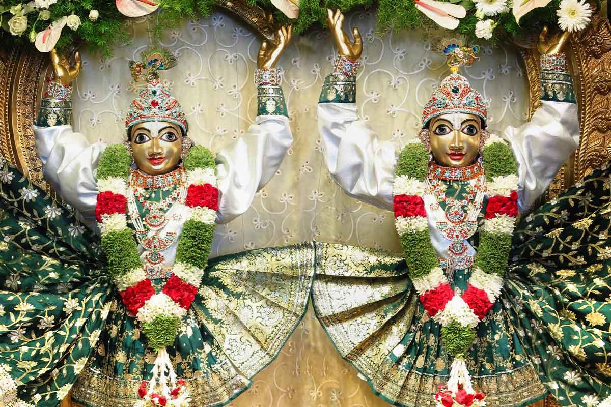 Sri Gaura Purnima darshan