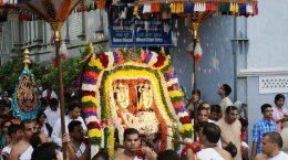 iskcon gaura purnima festival