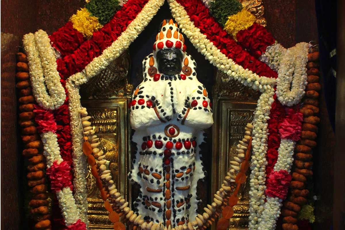 Sri Hanuman in Benne Alankara