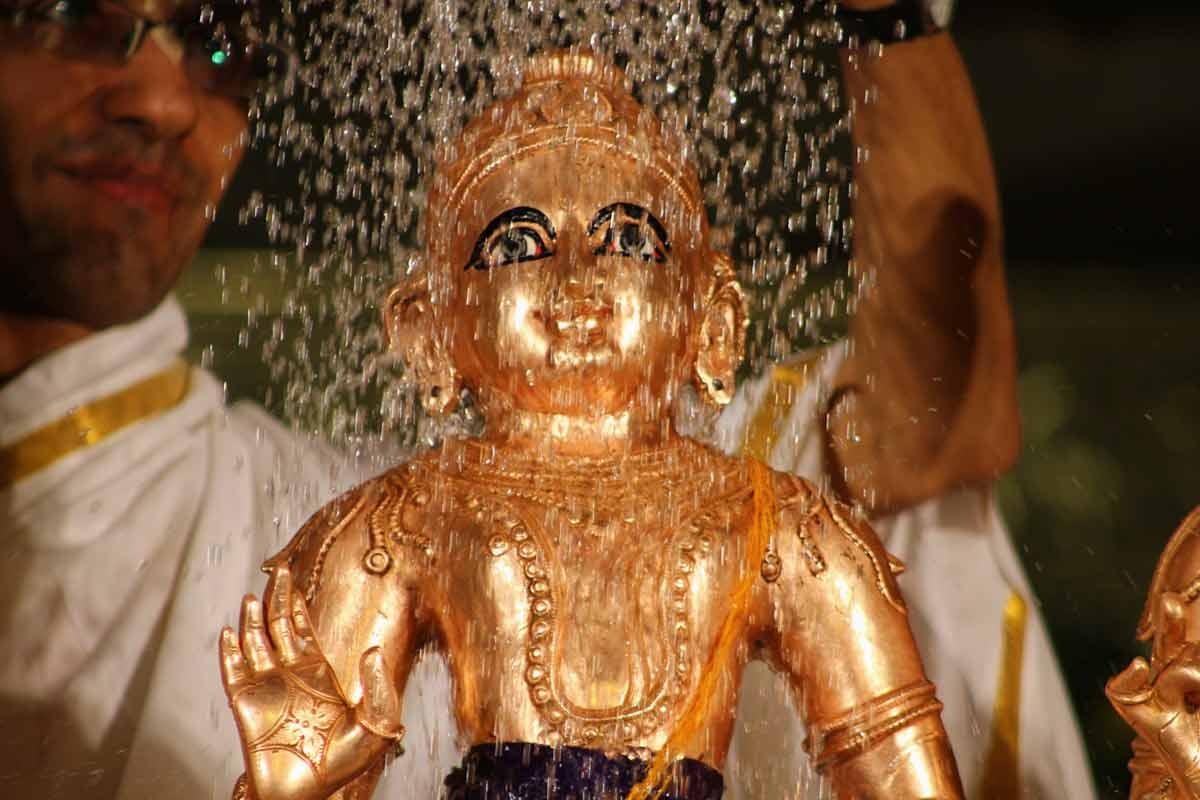 Merciful Lord Balarama