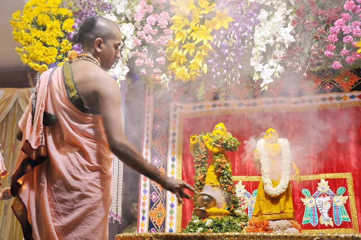 Dhupa Arati