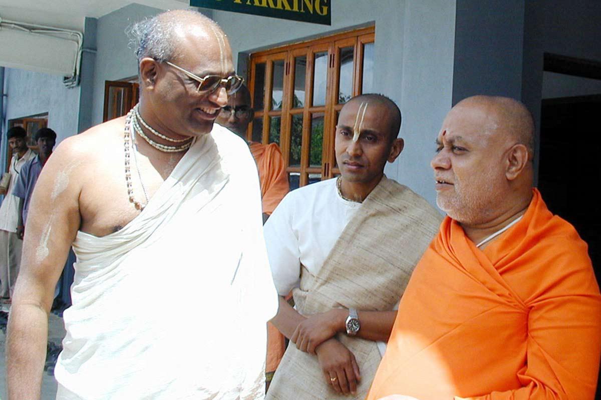 H H Sri Sri Balagangadhar Swamiji
