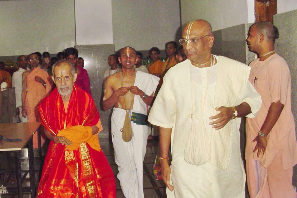 Pejawar Swamiji
