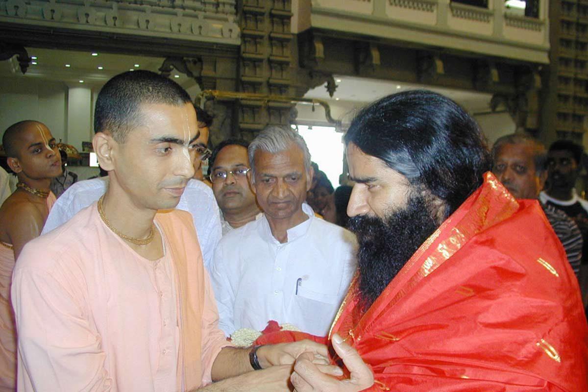 Ramdevji Maharaj Guru of Yoga