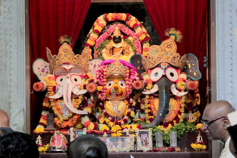 lord jagannatha vaikuntha hill