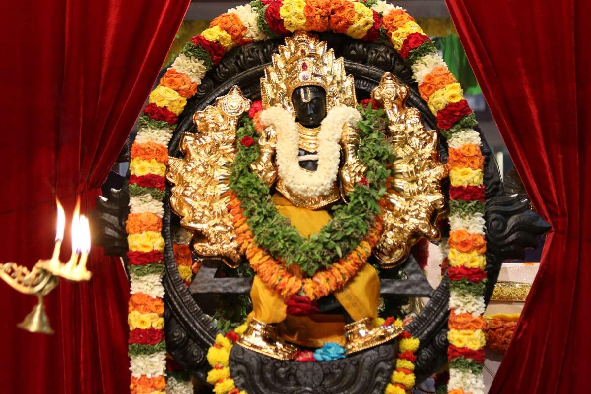 lord sudarshana