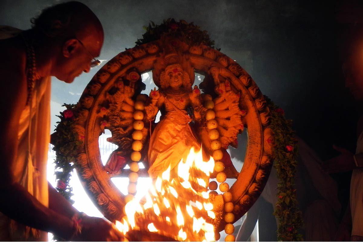 Sri Sudarshana Narasimha
