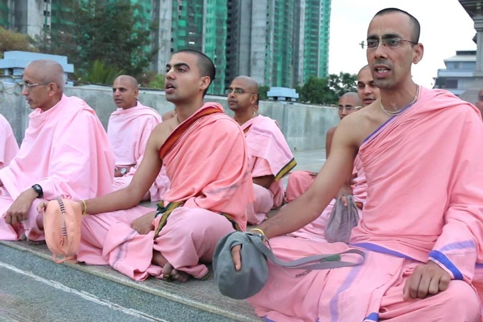 iskcon bangalore devotees