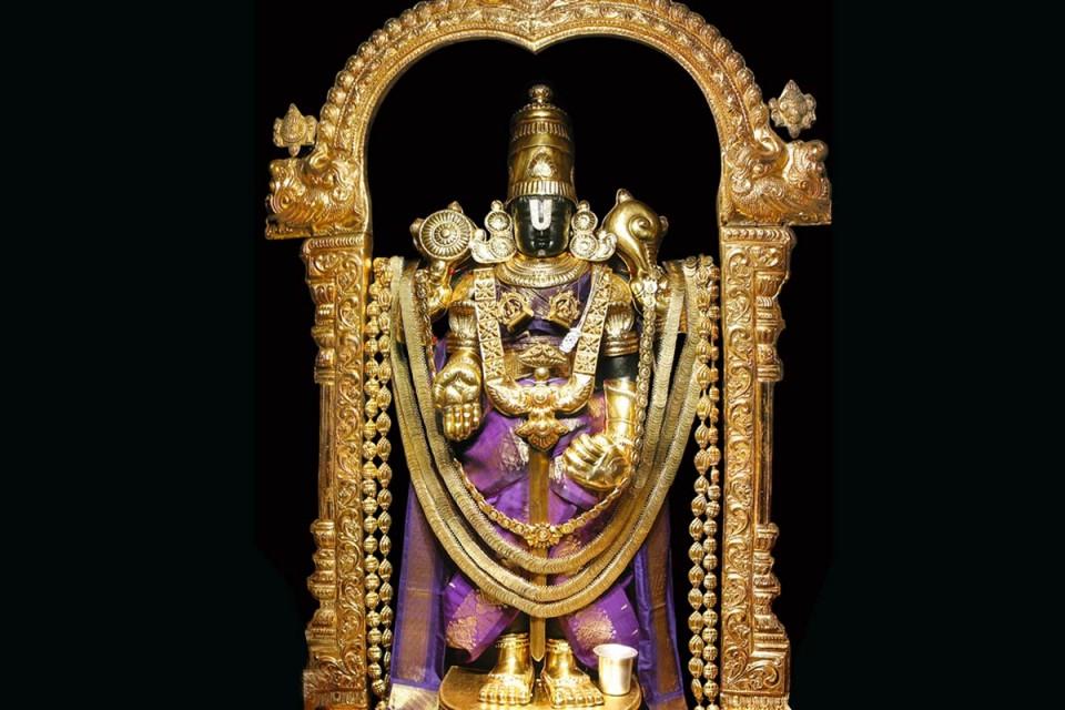 Sri Srinivas Govinda