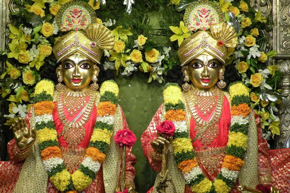 Sri Sri Krishna Balarama
