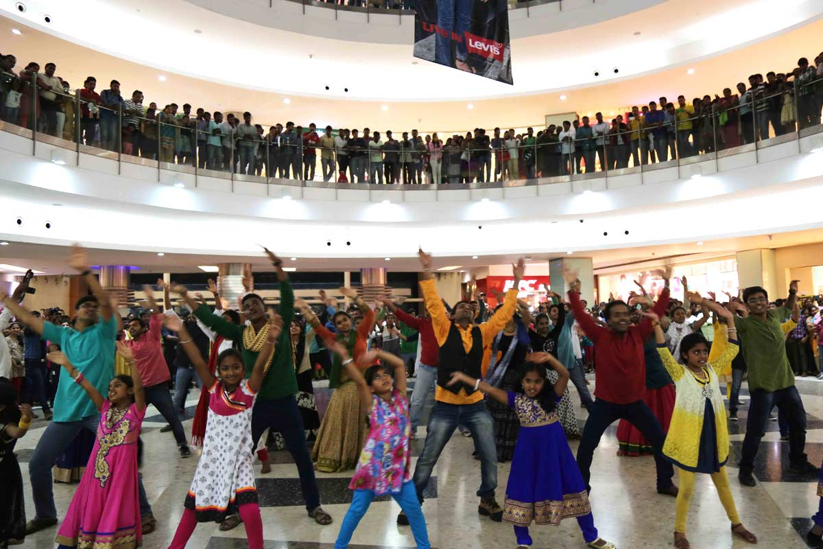 Hare Krishna Flash Mob Bangalore