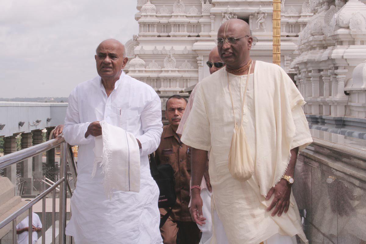 Sri H.D. Deve Gowda