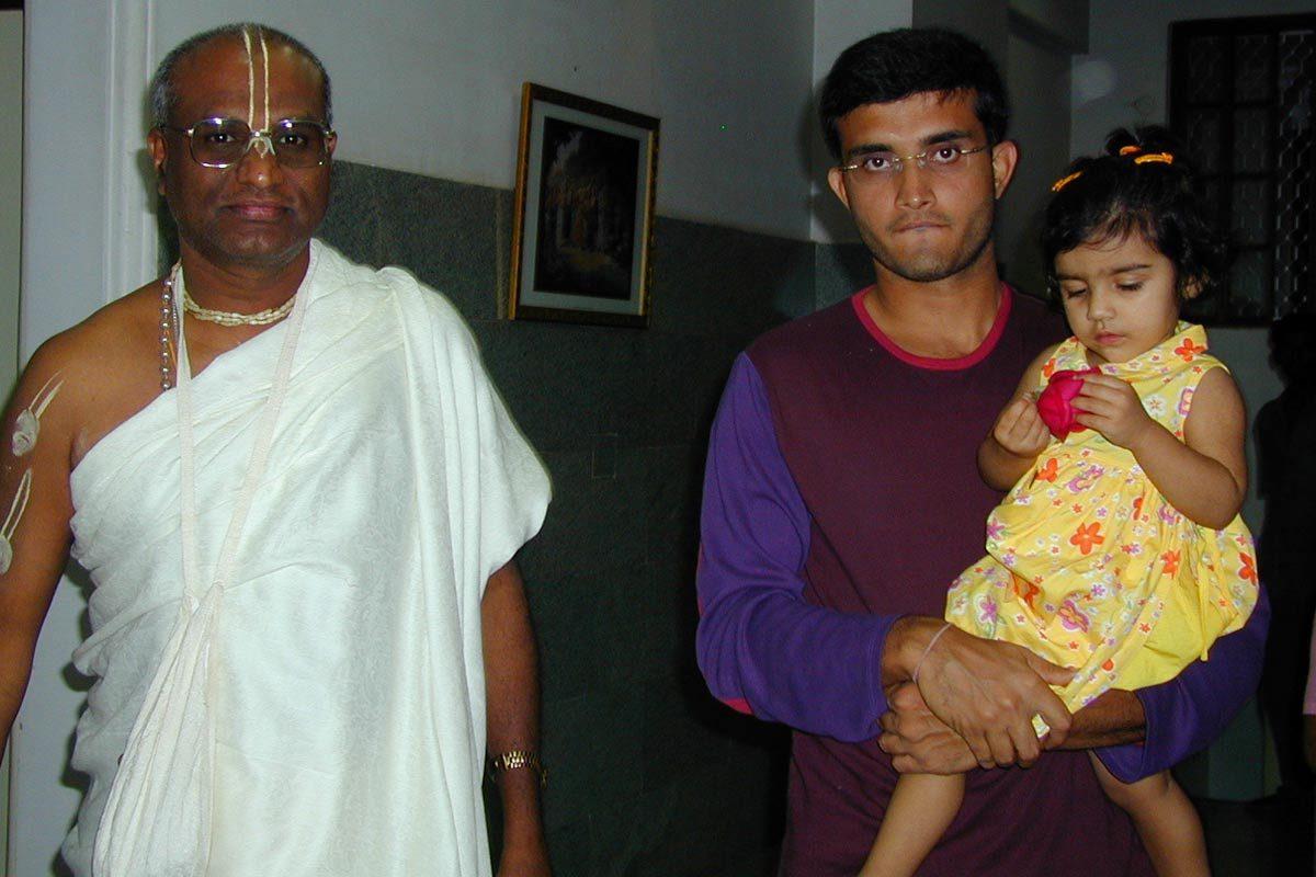 Sri Saurav Ganguly