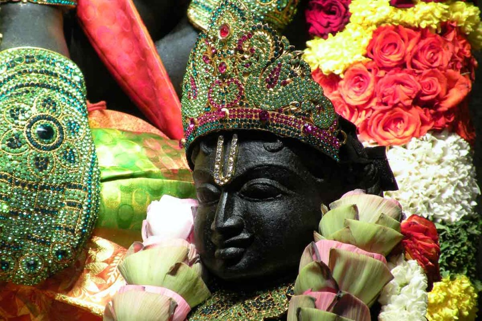 Sri Prahalda Maharaja